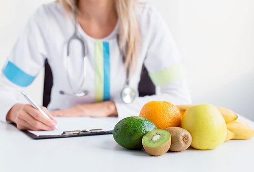 Consulta Nutricional + Control + Recetario Saludable