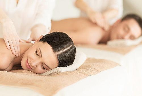 60% En 90 min de masaje de Relajación y Descontracturante