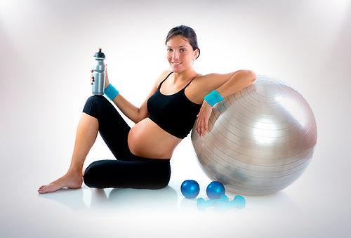 4, 8 o 12 s. de kinesiología para embarazadas