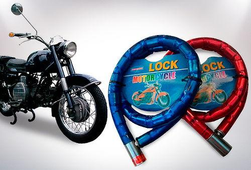 Cadena de Seguridad para Moto o Bicicleta