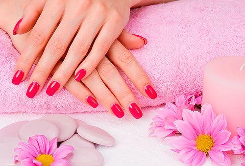 Manicure + Parafinoterapia + Manteca Karité