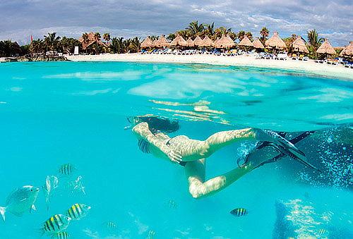 Playa del Carmen T.Baja 2017, Caribe TODO INCLUIDO con Copa!