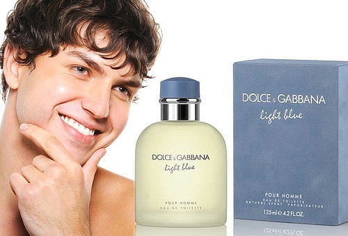 Perfume Light Blue Men de Dolce & Gabanna 125ml