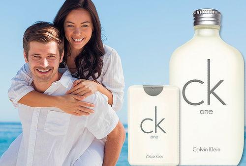 Set Perfume Ck One + Miniatura.