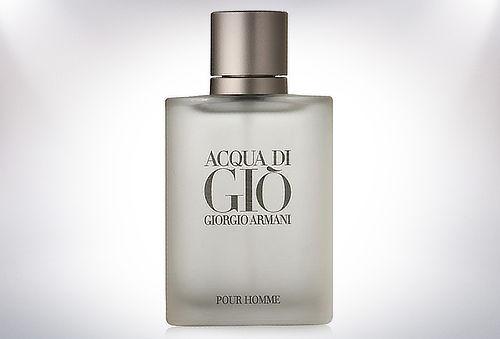 Perfume Acqua Di Gio de 100 ml.
