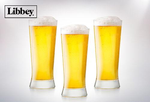 Set 12 Vasos Cerveceros Braveas marca Libbey