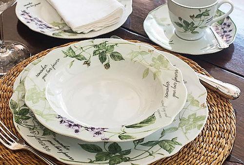 48% Vajilla Porcelana 30 Piezas marca Brunchfield