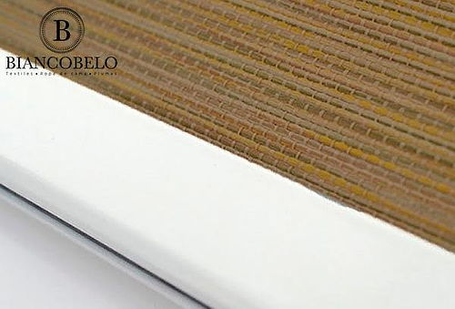 Cortinas Roller de Fibra Natural, Biancobelo!
