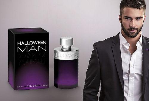 Perfume Halloween Men 125ml, Jesus Del Pozo!