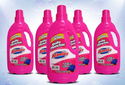 Pack 5 litros de Quita Manchas Albalux!