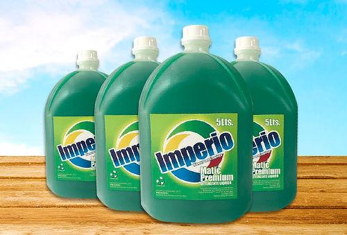 20 Litros Detergente Líquido Matic Premium, Imperio!