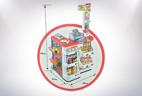 Set de supermercado 24 piezas