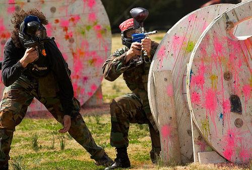 Paintball en Quilicura!