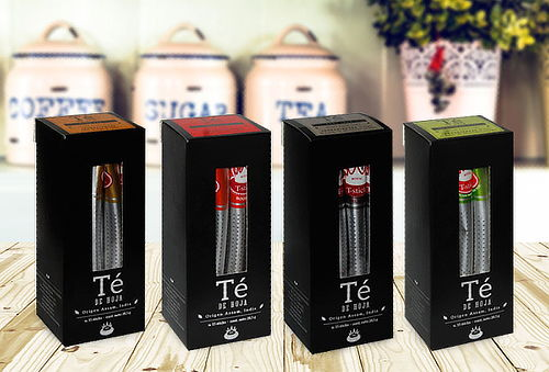 43% Caja Té 15 sticks marca Royal T-Stick, elige sabor!