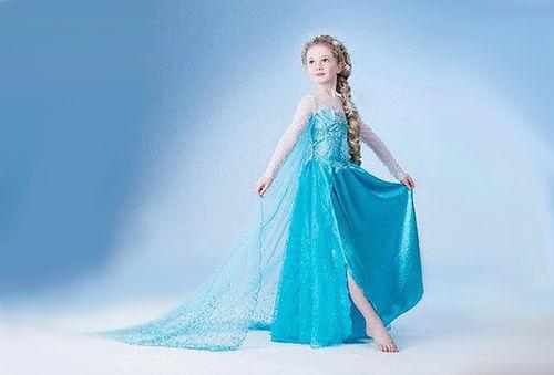 ¡Difraces de Elsa y Ana de Frozen!