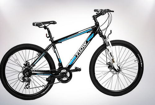 Bicicleta mountain bike modelo Flow Oxygen 260 marca Orbital