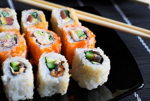 65% 100 Piezas de Sushi, Providencia