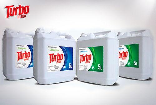 Pack 20 Litros de Detergente Líquido Turbo Matic!