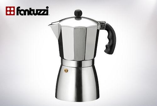 65% Cafetera Express Luna 12 tazas, Fantuzzi