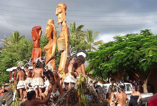 Fiesta Tapati, Verano en Isla de Pascua, Salida 9 de Febrero