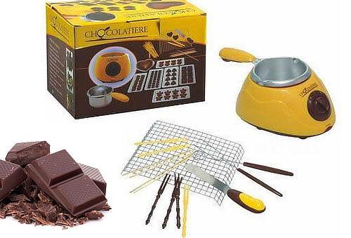 33% Chocolatera para Fondue