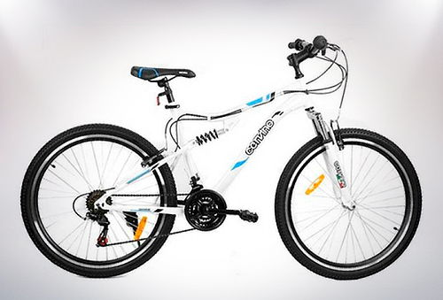 "Bicicleta Cervino Enduro 26"" marca Orbital"