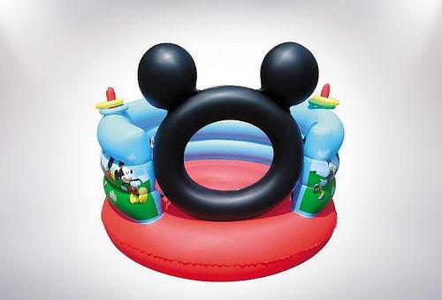 Gimnasio Inflable de Mickey para niños!