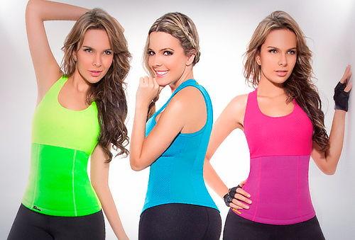 Camiseta Reductora Neonatex. Colores a Elección