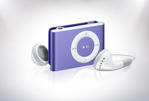 2 MP3 Modelo Shuffle
