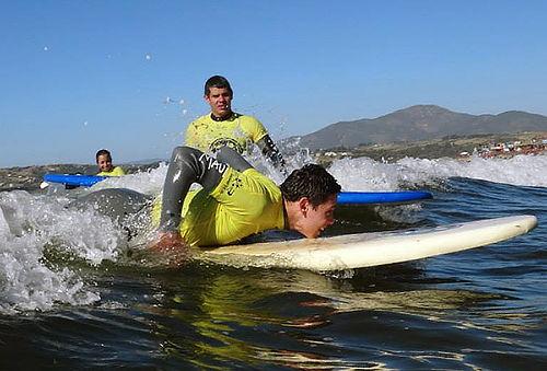 Clases de Surf 1, 2 y hasta 4 personas en Concón