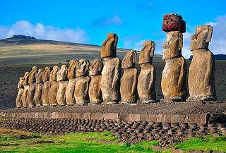 Verano en Isla de Pascua; Salida 24 de Febrero