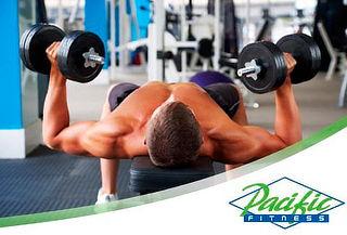 Plan Anual en Gimnasios Pacific Fitness!