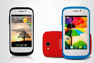 SmartPhone Android - Wifi - 3G 41%