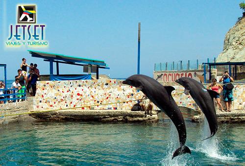 Tour Acuario y playa blanca en Santa marta