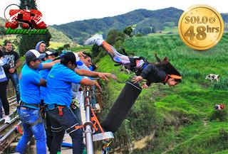 Salto de Bungee + Video + Fotos 67%