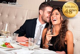 Plan Romantico en Suite + Cena 50%