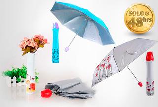 Sombrillas con diseño y Filtro UV 52%