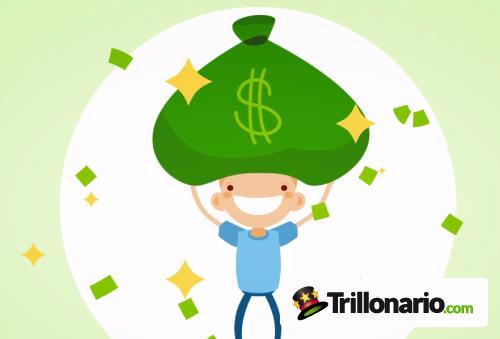 Gana con Trillonario.com 50 millones de dolares