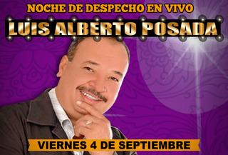 Luis Alberto Posada en Martín Fierro 45%