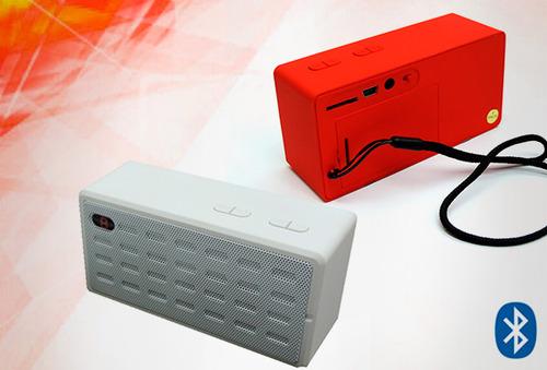 Parlante Vintage Bluetooth - Radio FM