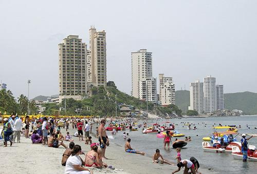 Costa Caribe Sta Marta & Cartagena