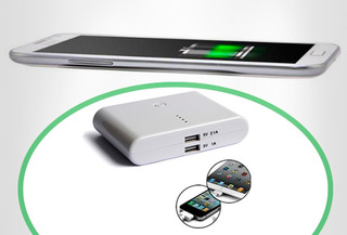 Power Bank 12.000 mAh 55%