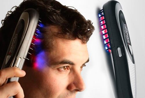 Cepillo Laser para Caida de Cabello