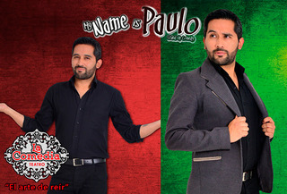 Stand Up Comedy My Name Is Paulo 40%