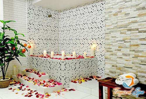 Baño Turco Valparaiso:baño sol y luna en pareja en chico 65 % 65 % de desc en spa baño sol