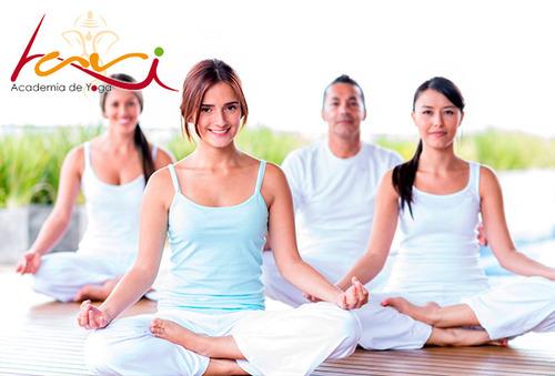 8 Clases de Yoga 70%