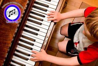 8 horas de clase de musica para niños, jovenes y adultos 86%