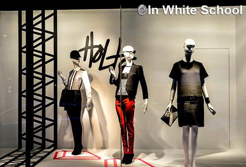 Curso Online de Visual Merchandising 91%