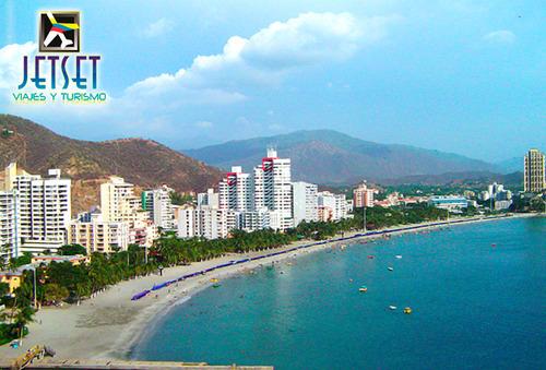 Santa Marta Alojamiento + Tiquetes