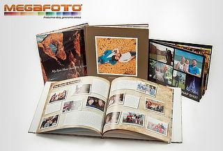 Photobook de 100 Fotos - Pasta Dura Mate